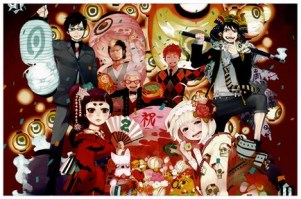 Ao no Exorcist 11