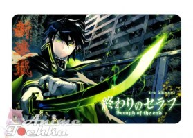 Seraph of the End 036