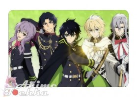 Seraph of the End 104